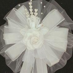 wedding pew bow #1?  $7 each