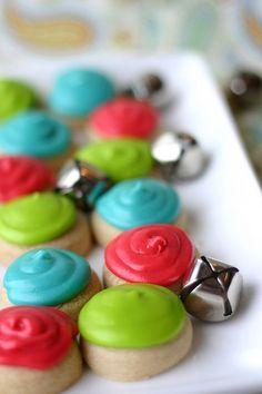 Santa's Favorite Sugar Cookies :)