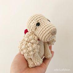 Mesmerizing Crochet an Amigurumi Rabbit Ideas. Lovely Crochet an Amigurumi Rabbit Ideas. Crochet Patterns Amigurumi, Amigurumi Doll, Crochet Dolls, Half Double Crochet, Single Crochet, Crochet Dog Patterns, Knitting Patterns, Yarn Dolls, Crochet Abbreviations