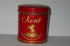 Kent Medium No 464  Svenska Tobaksmonopolet