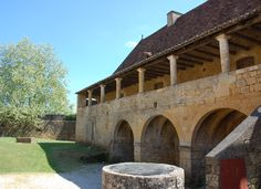 Abbaye de St Avit Sénieur