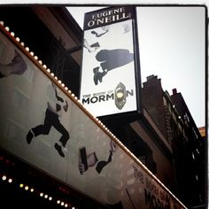 Book of Mormon - one of the most funny absurd shows! You will split a gut laughing. Theatre Geek, Music Theater, New York Broadway, Broadway Shows, Book Of Mormon Broadway, Eugene O'neill, Infused Water Bottle, Fitness Gifts, Bright Future