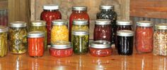 10 Most Popular and Requested Canning Recipes via Herbs and Oils Hub at www.herbsandoilshub.com ...