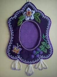 Image result for mohawk iroquois beadwork