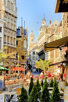 "Antwerp, Belgium. Must be included in your #Antwerp #travel #BucketList #restaurant #bar #list #local. To discover and collect amazing bucket lists created by local experts, visit ""City is Yours"" http://www.cityisyours.com/explore."