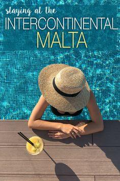 Staying at the intercontinental malta