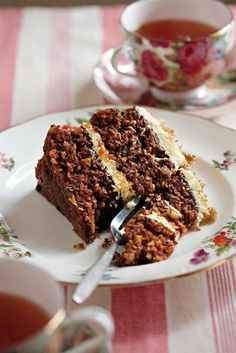 Wortelkoek Kos, Ma Baker, Cupcake Cakes, Cupcakes, Cupcake Recipes, Dessert Recipes, Best Carrot Cake, Carrot Cakes, Sweet Tarts