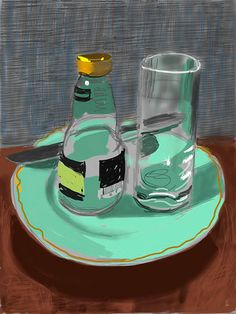 Official Works by David Hockney including exhibitions, resources and contact information. David Hockney Ipad, David Hockney Art, David Hockney Paintings, Ipad Kunst, James Rosenquist, Tamara, Pop Art Movement, English Artists, Ipad Art