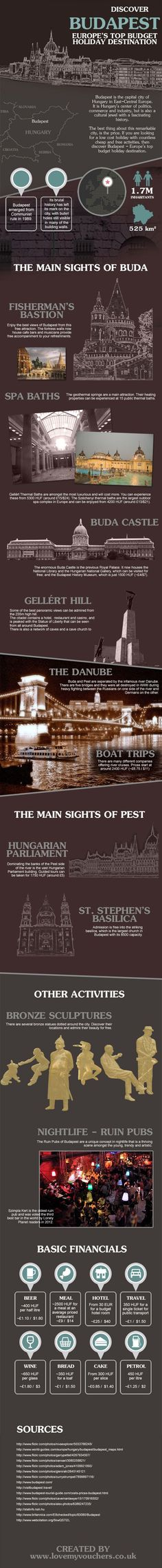 Want to learn more about Budapest than the basics? Contact us on www.facebook.com/behindbudapest!  #budapest