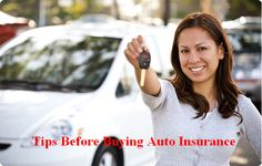 Tips Before Buying Auto Insurance - Purchasing auto insurance has great importance as far as California is concerned. California, the Golden State has implemented some rules to be complied with by the drivers. It includes auto insurance also i.e. all the motorist or drivers in California must have to maintain financial liability that can be done by purchasing auto insurance from a valid and licensed insurer.