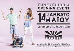 Funky Buddha: Εγκαίνια μετά... μουσικής στο κατάστημα της Γλυφάδας - Tlife.gr