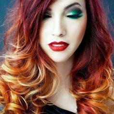 Want this hair color :)!!!