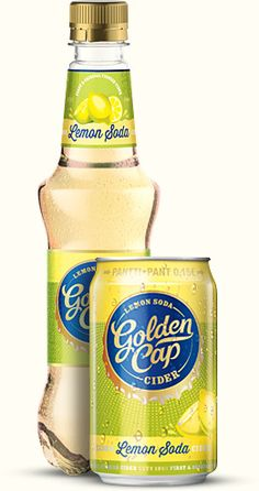 Lemon Soda Cider