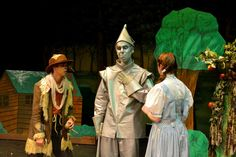 Wizard of Oz at Anderson High School Photo: Maria Deiters