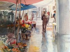 Gallery - Penny Steynor Art South African Artists, Watercolours, Gallery, Painting, Studio, Colors, Design, Kunst, Study