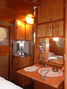 1000 Images About Camper Interiors On Pinterest Vintage