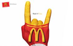 Creative Ads That Use Hands To Bring Their Messages Across