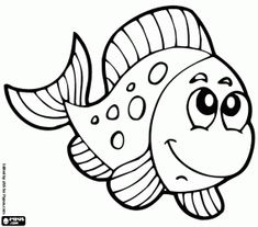 Fish Coloring Pages To Print from Animal Coloring Pages category. Printable coloring pictures for kids you could print out and color. Check out our series and print the coloring pictures for free. Horse Coloring Pages, Mandala Coloring Pages, Coloring Pages To Print, Colouring Pages, Printable Coloring Pages, Adult Coloring Pages, Coloring Pages For Kids, Coloring Sheets, Coloring Books