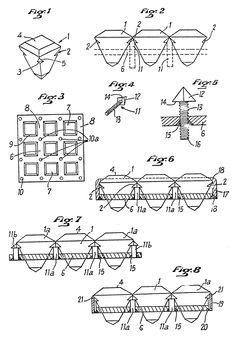 Brevetto EP0276183A1 - Monture à sertissage invisible pour pierres à culasse à arêtes avec encoche ... - Google Brevetti