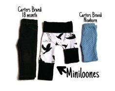 Maxaloones Sewing Pattern (PDF)