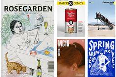 Auf der Hamburger Messe Indiecon stellen junge Zeitschriftenmacher ihre Projekte vor. Braucht man ein Heft nur für Rothaarige? Besuch bei Menschen, die aus Ideen Magazine machen. Hamburger, Books, Art, Redheads, Magazines, Psychics, People, Guys, Love