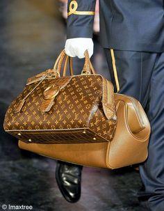 Louis Vuitton 'Doctor' Handbags.