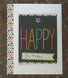 Stampin' Up! Project Life Products Can Be Used For Cards Also