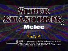 GameCube Longplay [009] Super Smash Bros. Melee Super Smash Bros Melee, Fighting Games, Episode 3, Wii U, Me On A Map, Call Saul, Altar, Maps, Video Games