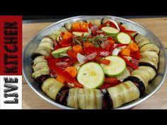 Θα το φτιάχνετε Συνέχεια!!Καλοκαιρινή Φαγητάρα!!Συνταγή για Μερακλήδες - Sausage - Pepper - eggplant - YouTube