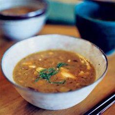 Fennel-Ginger Miso Soup   MyRecipes.com