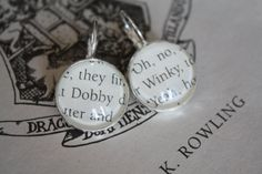 ahhhhh i would never wear these but i LOVEEEE Dobby and Winky. So sad she's not in the movies.