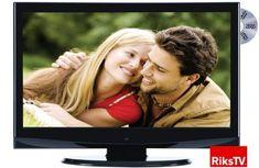 """Finlux 24"""" Smart TV med DVD, 12V   Satelittservice tilbyr bla. HDTV, DVD, hjemmekino, parabol, data, satelittutstyr Smart Tv, Couple Photos, Couples, Photo Illustration, Couple Shots, Couple, Couple Pics"""