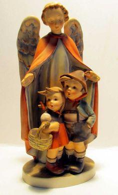202: Hummel Figurine Guardian Angel 88 : Lot 202