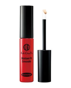Natural High Coverage Correction Designed to melt into the skin and create a flawless layer of light-reflective correction, Moisture Fit Concealer camouflages discoloration, lines and wrinkles with high coverage pigments. Best Concealer, Under Eye Concealer, Tubing Mascara, Koh Gen Do, Aluminium Hydroxide, Uneven Skin Tone, Setting Powder, Face Powder