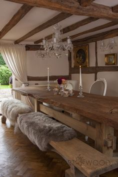 7 ways to style your dining space with modern rustic charm--www.portwoodstudio.com