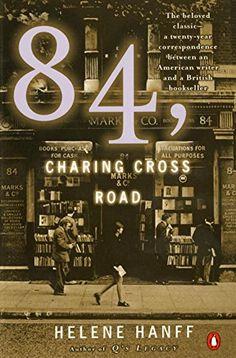 84, Charing Cross Road by Helene Hanff https://www.amazon.com/dp/0140143505/ref=cm_sw_r_pi_dp_x_ld4oybF8JTE05