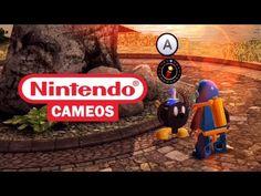 Secret Nintendo Cameos in LEGO City Undercover
