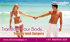 Tummy Tuck India is specialized clinic for abdominoplasty surgery that removes excess fat and skin from the abdomen and tightening the muscles of the abdomen to tone and tighten the abdomen.