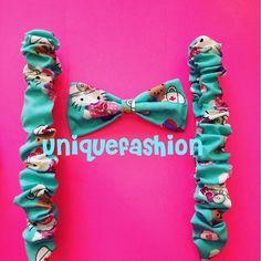"@_uniquefashion18 on Instagram: ""Suspenders & Bow Set $29❤️Click Link In Bio To Order  #Suspenders #headwraps #Valentine #redbows #pinkbows #hellokitty #kiddiekouture…"""