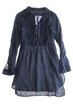 Tunic, love the double layering