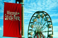 Wisconsin State Fair | Travel Wisconsin Be sure to grab some delicious cream puffs this year learn more about the Original Cream Puffs: http://originalcreampuffs.com/wordpress1/