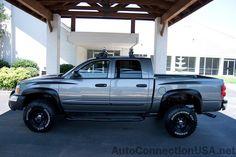 lifted dodge dakota truck | DodgeForum.com - railrunner's Album: my new used 05 dakota - Picture