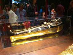 Eyes Painted Black: Tutankhamun @ Amsterdam Expo