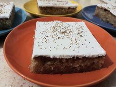 Krem Şantili İrmik Tatlısı Desserts, Food, Tailgate Desserts, Deserts, Meals, Dessert, Yemek, Eten, Food Deserts