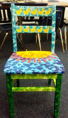 Chair Idea for auction