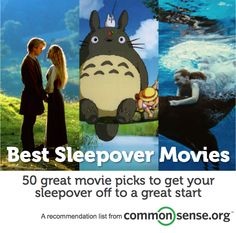 Great movie recommendations