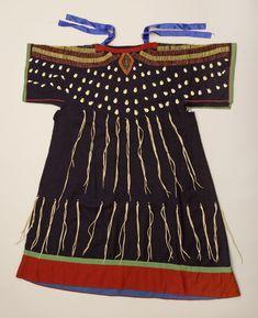 early 1900s dress Nez Perce National Historical Park, NEPE 8877