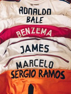 "James Rodriguez and some other ""cracks"""