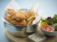 Snapper Fish & Chips