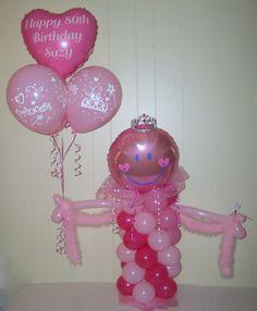 Birthday Balloon Bouquet Delivery Tulsa OK Designs Ideas Decorations